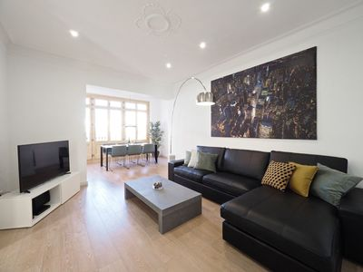 Photo for Apartment in the center of Barcelona with Internet, Air conditioning, Lift (992243)