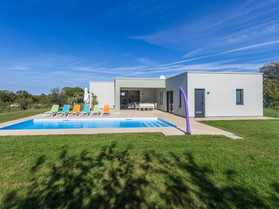 Photo for Modern style villa with private pool in countryside