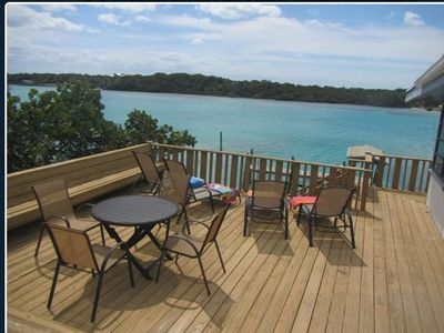 Photo for Snorkel and swim right off shore on the north side of your rental property, and enjoy fresh ocean...