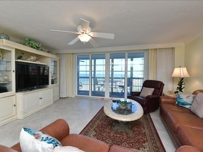 Photo for Treat yourself to a completely remodeled and updated 6th floor 2 bedroom 2 bath ocean front condo.