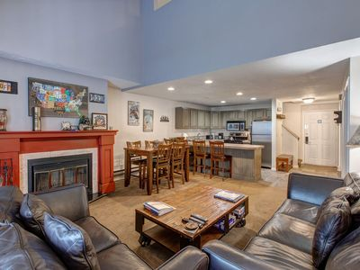 Photo for Epic Savings NOW! Two Level Condo - Steps to Park City Mountain Resort!!