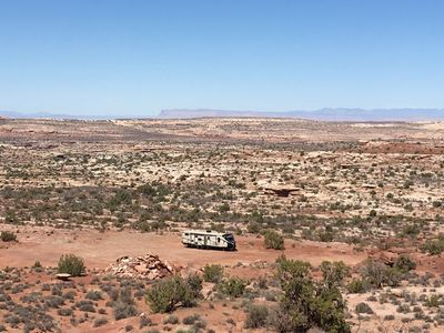 Photo for RV Delivery in MOAB area : New Fun GeoPro