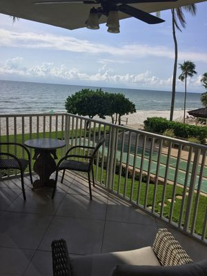 Photo for Heavenly Naples Beachfront Condo - Where Luxury and Location Unite
