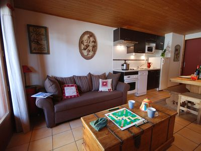Photo for Beautiful Apartment Myo 8 pers. Duplex 3 minutes from the ski slopes of Serre Chevalier.