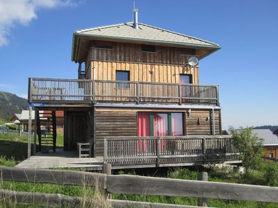 Photo for Spacious Chalet near Ski Area in Wolfsberg