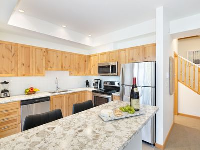 Photo for Luxury 2BR/2BA Townhouse- Pool, HT, Secure Bike Storage