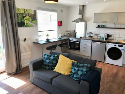 Photo for Market Town Apartment on the edge of the Cotswolds