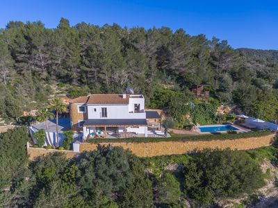 Photo for Fabulous totally renovated villa St Agustin Ibiza with amazing views