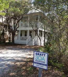 Photo for BRAND NEW LISTING IN SEAGROVE BEACH!! - MAY DAY – Community Pool and Clubhouse, Minutes to Beach,...