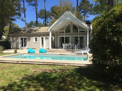 Photo for 2BR Villa Vacation Rental in Biscarrosse, Nouvelle-Aquitaine