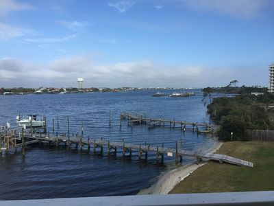 Photo for Relax in Sunny Perdido Key on the Edge of Old River