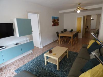 Photo for Comfortable 4 Bed Holiday Apartment, El Campello