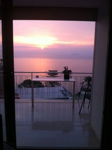 Photo for wonderful and designed apartment with sea view
