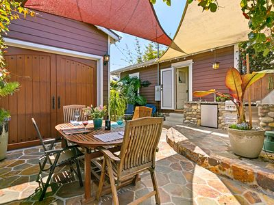 Photo for New Listing! University Heights Bungalow w/ Outdoor Kitchen & Private Patio