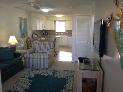 Photo for 2 Bedroom/1 Bath Privately Owned/completely Remodeled