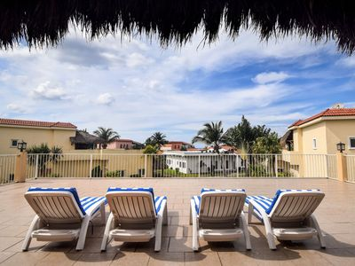 Photo for Exclusive Beachfront in Private Community! Large Villa!  CDS C4