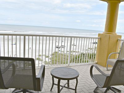 Photo for EXCLUSIVE OCEANFRONT VILLA