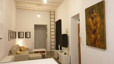 Photo for Beautiful apartment in the center of Cadiz. Between the Cathedral and the market