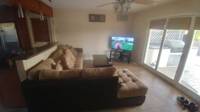 Photo for Walk To Old Town Scottsdale, Great Patio With TV