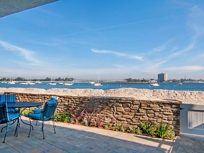 #2762 - Brand-new, waterfront, luxurious with big patio and breathtaking views