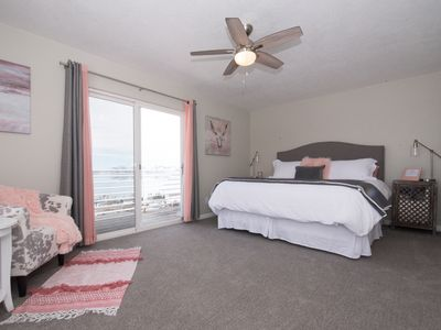 Photo for Above the rest - Recently remodeled end unit condo with amazing views!