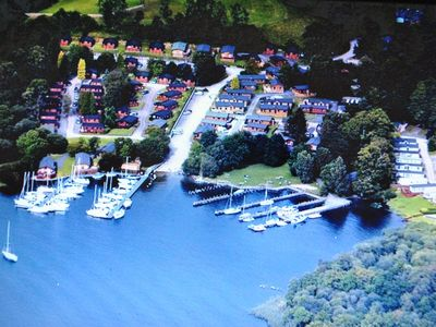 White Cross Bay Holiday Park on Lake Windermere.