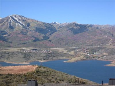 Our Condo is located between the Jordanelle and Deer Valley