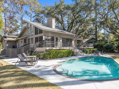 Photo for New to Rental Market - Renovated in Spring 2020, Easy walk to beach, private backyard with pool
