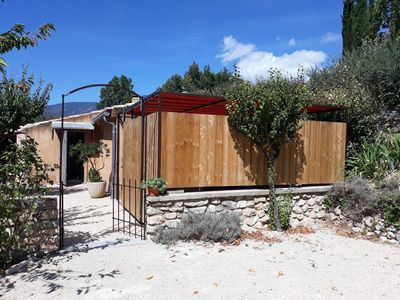 Photo for 1BR House Vacation Rental in Flassan, Provence-Alpes-Côte d'Azur