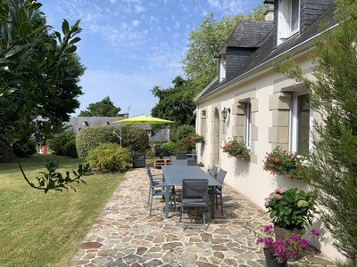 Photo for Neo-Breton house 200 m from the historic heart of LOCRONAN
