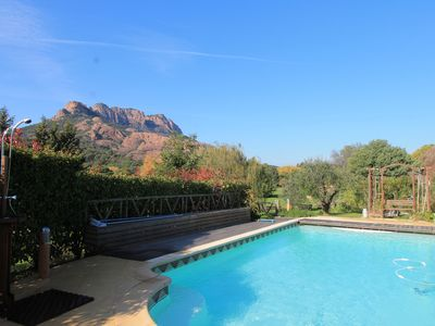 Photo for Mas Picholine - A magnificent property with many possibilities