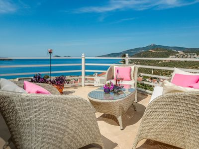 Photo for Saray Apartment, Old Town, Kalkan. (3 Bedrooms.)