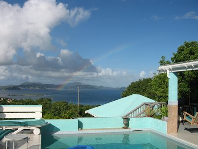 Photo for 2BR Villa Vacation Rental in Cruz Bay, St. John, VI
