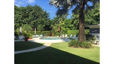 Photo for Newly renovated 2 bedroom apartment just steps from Central Ft. Lauderdale Beach