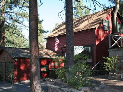 Photo for Classic Tahoe Home at Elk Point, Nv. on the Lake's South East Shore
