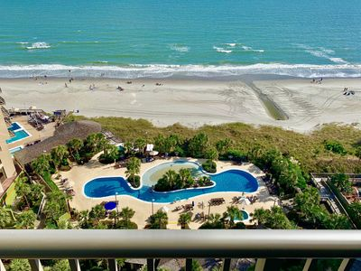 Photo for *New Listing: Direct Oceanfront  - Discounted winter rates