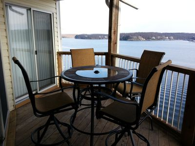 Photo for Ledges (10310) 2 BR Condo with Awesome Lake View