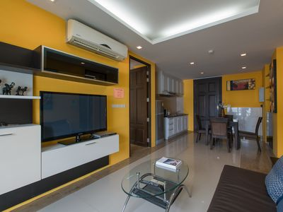 Photo for 2 Bedrooms Apt Walking to Patong beach21