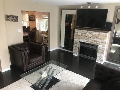 Photo for Entire House with Newly Renevated Basement apartment with own kitchen