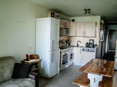 Photo for Apartment at the foot of the arc 2000 slopes