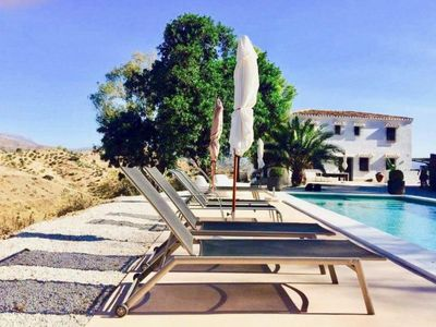 Photo for Holiday house Comares for 1 - 14 persons with 6 bedrooms - Holiday house