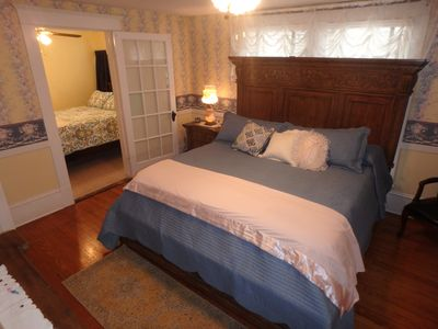 Photo for Exclusive Christine Suite at the Holman House B&B