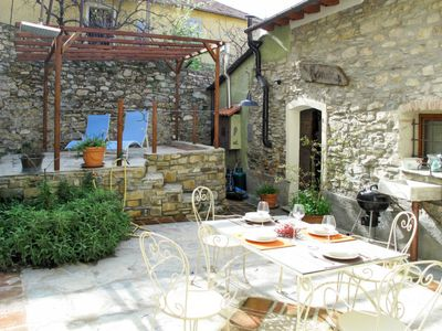 Photo for Vacation home Casa Fenera (DOL297) in Dolcedo - 4 persons, 1 bedrooms