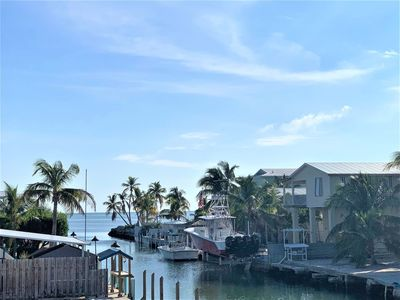 Photo for Blue Marlin 2/2 Pool home with 37` Dock Easy Access to Atlantic