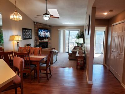 Photo for Great Top-Floor Condo at the Gated Golf Course Community-POINTE ROYALE!!!  Flat Screens. Peacefull.