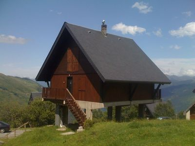 Photo for Chalet Pla d'Adet - St Lary Soulan - refurbished 8 people, WIFI