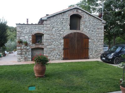 Photo for Typical Tuscan barn