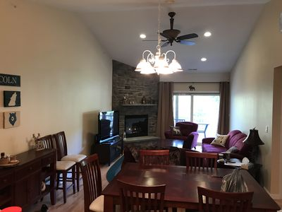 Photo for 3 Bedroom Condo Minutes from Loon Mtn