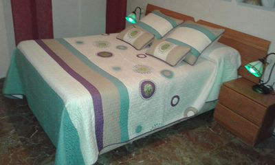 Photo for CASA MARIBEL. Double room for two people