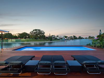 Photo for VOGUE HOLIDAY HOMES - WHITEHAVEN @ BROADBEACH  (HEATED POOL)